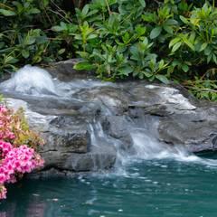 de Jürgen Kirchner Wasser + Garten Clásico