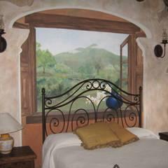 Bedroom:  Bedroom by worldmural