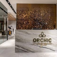Orchic: Spa de estilo  por STUDIO COCOONS