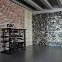 Wine cellar by Moro Progetti, Country