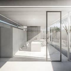 S-House:  Ruang Makan by KERA Design Studio