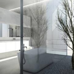 S-House:  Kamar Mandi by KERA Design Studio
