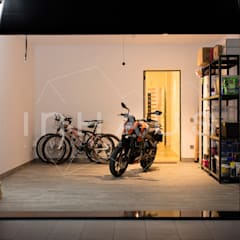 Prefabricated Garage by Casas inHAUS
