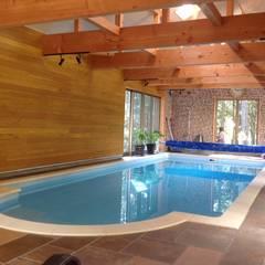 静岡県 個人T邸  (8.0m×3.5m レクタングル形状): プールカンパニー 株式会社プロスパーデザイン プール事業部が手掛けたビーチハウス・クルーザーです。
