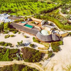 Luxuosa Propriedade no Algarve - Luxury Property in the Algarve por Ivo Santos Multimédia Rústico