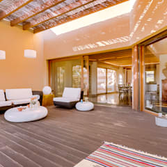 Luxuosa Propriedade no Algarve - Luxury Property in the Algarve: Terraços  por Ivo Santos Multimédia