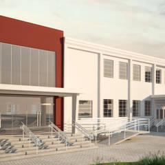 Schools توسطVERRONI arquitetos associados