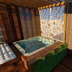 Spa by MB Mateus Barreto - Arquitetura e Urbanismo