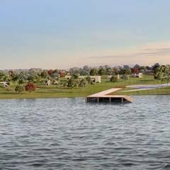 Fronteira Resort: Hotéis  por VERRONI arquitetos associados