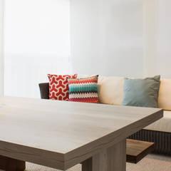 Apartamento Belém - 181 Varandas, alpendres e terraços clássicos por Fragmento Arquitetura Clássico