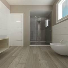 Casa GL: Bagno in stile  di De Vivo Home Design