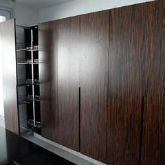 Mueble de cocina: Muebles de cocinas de estilo  por NG Estudio