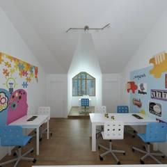 Altuncu İç Mimari Dekorasyon – (Bahçeşehir)zeka oyunları sınıfı tasarımı:  tarz Okullar