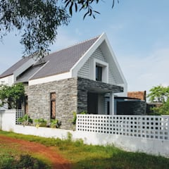 Single family home by RÂU ARCH