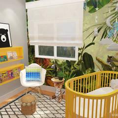 Baby room by Studio Baoba