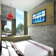 BROTHERS INN DEMANGAN - YOGYAKARTA:  Hotels by IMG ARCHITECTS