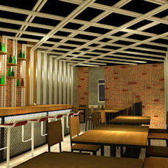 COMMERCIAL:  Bar & Klub  by IMG ARCHITECTS