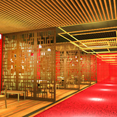 COMMERCIAL:  Ruang Komersial by IMG ARCHITECTS