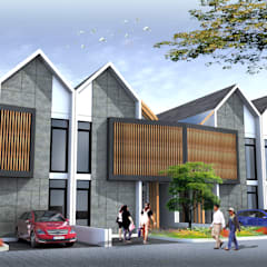 RESIDENTIAL: Rumah oleh IMG ARCHITECTS,