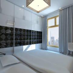Egzotyczna sypialnia od DECOR DREAMS Egzotyczny