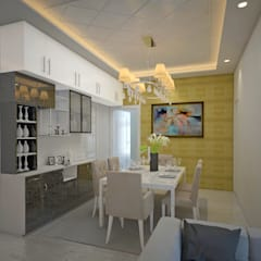 Ruang Makan by DECOR DREAMS
