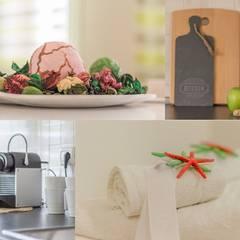 Airone, Home Staging per la Microricettività: Spa in stile  di Anna Leone Architetto Home Stager