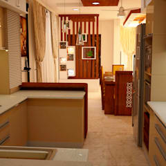 Built-in kitchens by DECOR DREAMS,