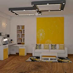 Ruang Kerja by DECOR DREAMS