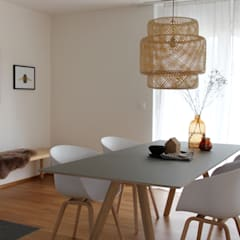 Dining room by Home Staging Nordisch,
