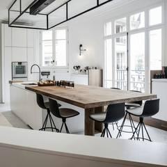Armarios de cocinas de estilo  por NEDGIS