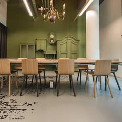 Het Nieuwe Kantoor Den Haag:  Kantoorgebouwen door You surround You