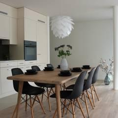 Esszimmer: skandinavische Esszimmer von Home Staging Nordisch
