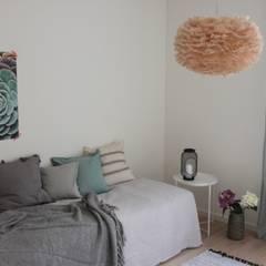 Gästezimmer: Skandinavische Schlafzimmer Von Home Staging Nordisch