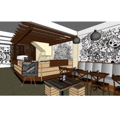 Tempat pemesanan:  Ruang Makan by Asanka Interior