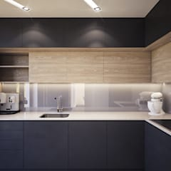 Built-in kitchens by Nova