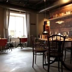 Spazio Milano: Gastronomia in stile  di studio leonardoproject