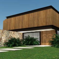 Condominios de estilo  por Assis Sercheli Arquitetura