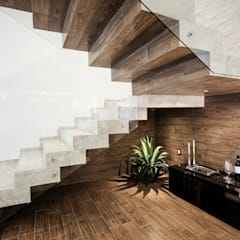 قبو النبيذ تنفيذ Constructora e Inmobiliaria Catarsis, حداثي خشب Wood effect