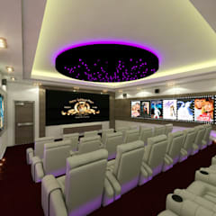 Media room by ecoexteriores