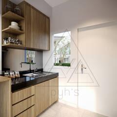 Cucina attrezzata in stile  di pyh's interior design studio