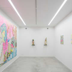coneco bld.: 一色玲児 建築設計事務所 / ISSHIKI REIJI ARCHITECTSが手掛けた壁です。