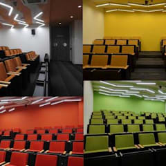 Classrooms:  Schools by Studio - Architect Rajesh Patel Consultants P. Ltd