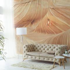 Golden Sands:  Living room by Pixers