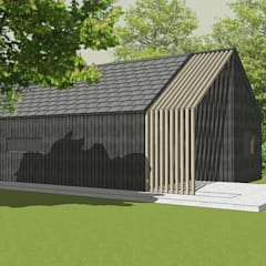 New Design:  Country house by Abodde Housing