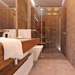50GR Mimarlık – halkalı_örnek daire:  tarz Banyo