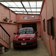 Carport door Bienes Raices Gaia