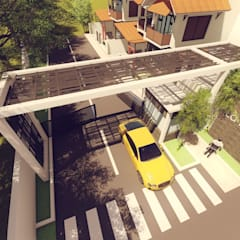 Carport by GREENcanopy innovations