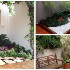 : minimalistischer Garten von homify