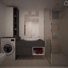 Deniz Gökçe Mimarlık ve İnşaat – Banyo | Bathroom:  tarz Banyo