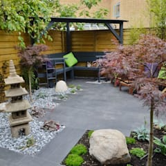 Asian Style Garden Design Ideas & Pictures | Homify